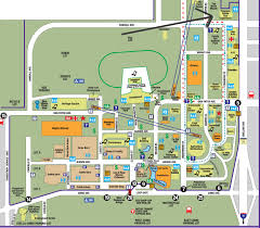 Iowa State Map New York State Fairgrounds Map New York Map