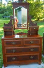 Vanity Dresser With Mirror Antique Vanity Dresser Ebay
