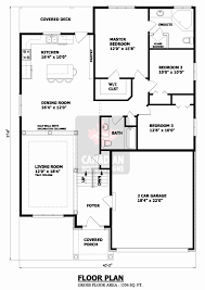 10 x 10 square feet 1400 square foot house plans beautiful 1700 sq ft house plans