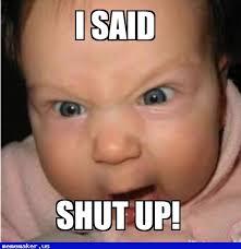 Nice Meme - nice meme in http mememaker us mean baby evil baby meme