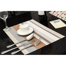 dining room placemats sicohome placemats