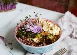 mot de cuisine le bol du ou le bouddha bowl est un classique de la