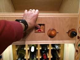 Secret Compartments In Wooden Japanese - wooden puzzle lock for secret door secret compartment fun