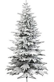 snowy vancouver mixed pine artificial christmas tree in green 7ft