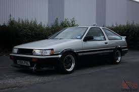 toyota corolla gt coupe ae86 for sale toyota ae86 corolla levin gt coupe twincam jdm drift hachiroku