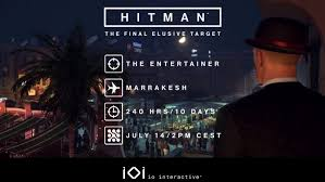 target master chief collection black friday final elusive target for hitman season one arrives july 14