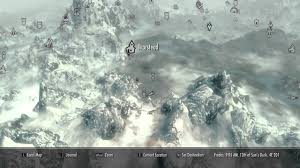 Solstheim Map All The Dragon Crater Locations In Skyrim How To Find Dragons In