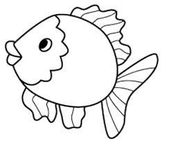 Fish Coloring Pages Fish Coloring Page For Kids 2 Small Fish Small Coloring Pages
