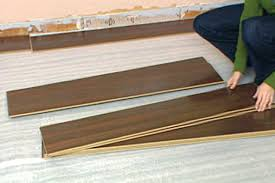 Laminate Flooring On Steps Install Laminate Flooring Hgtv