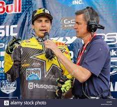 pro motocross live rancho cordova ca 21st may 2016 rider jason anderson at the