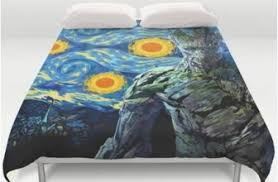 guardians of the galaxy bedding u2013 superhero sheets