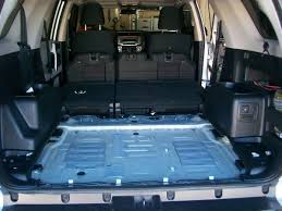 2014 toyota 4runner 3rd row replaced sliding cargo tray with 3rd row seats toyota 4runner