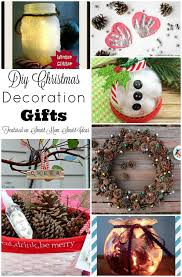 diy christmas decoration gifts easy diy gifts diy christmas and