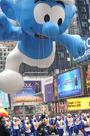 83rd annual macy s thanksgiving day parade 2010 times square