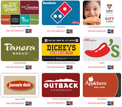 darden restaurants gift cards 4x fuel points are back at kroger restaurant and entertainment