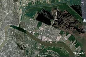 Google Map New Orleans by New Orleans Mississippi River Cruise Maps