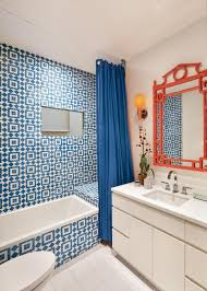 bold bathroom tile designs decorating and design blog hgtv play