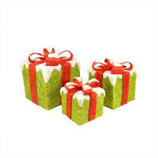 cheap lighted gift box decorations find lighted gift box