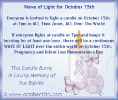 Infant Loss Candles Welcome To Remembering Our Babies Pregnancy And Infant Loss Awareness