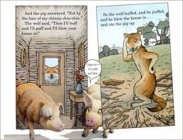 pigs david wiesner 9780618007011 amazon books