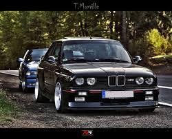 Bmw M3 Old - little black monster bmw m3 e30 nurburgring nordschleife hdr
