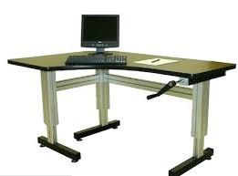 rolling standing desk desk ergonomics how to choose an ergonomic