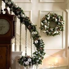 essential decorations banisters garlands and