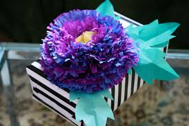 high impact paper flowers the easy way ilovetocreate