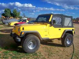 yellow jeep 4 door best non fbody that compliments your thirdgen page 2 third