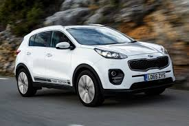kia vehicles list kia sportage first edition 2 0 crdi 2016 review by car magazine