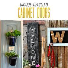 Unique Cabinet Doors Unique Upcycled Cabinet Doors The Cottage Market