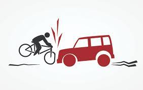this bizarre video captures the best case scenario for a car bike