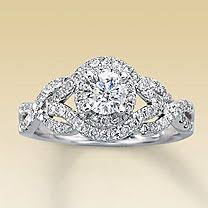 jewelers wedding ring 990677508 engagement ring 1 ct tw cut