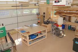 Wood Shop Floor Plans Woodworking Shop Layout 2 Car Garage Model Black Woodworking
