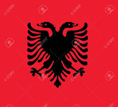 Egypt Flag Wallpaper National Flag Of Albania Country World Albania Background