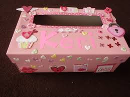 Decoupage Box Ideas - valentines box 繧箙 how to make a decoupage box 繧箙 decorating on cut