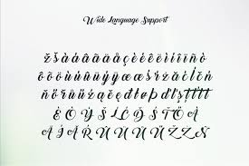 calligraphy font back to black free script calligraphy font creativebooster