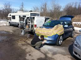 lexus bumper touch up paint mobile auto paint repairs jb mobile auto paint repair