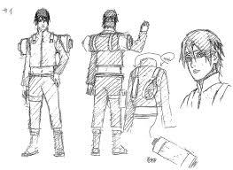 naruto the last character designs