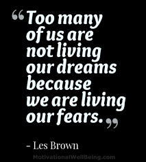 35 Quotes To Help You - 35 revealing quotes about fear motivationalwellbeing