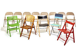 folding chairs that put the cool in collapsible wsj