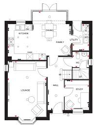 priced at 440 000 with 4 bedrooms detached house plot 45