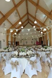 Colourful Ribbon Canopy Wedding Reception by The Room Dresser Rock Village Hall Bewdley Kidderminster
