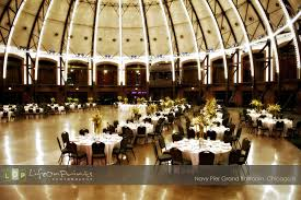 small wedding venues chicago navy pier grand ballroom chicago navy closing