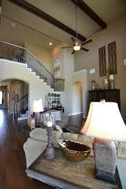 large living room and open floor plan by gehan homes elm grove
