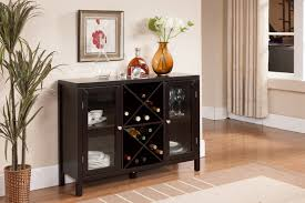 console table with wine storage amazon com kings brand furniture wood wine rack console sideboard