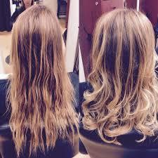 redlands hair stylist natural dark blonde ash base with bright