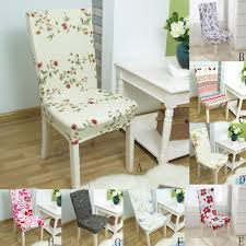 online get cheap embroidered chair covers aliexpress com universal dining room wedding banquet chair cover slip cove stretch spandexr cobertura da cadeira for home