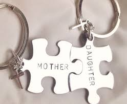 mother daughter gifts mother daughter keychain boyfriend