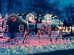 house of lights cleveland christmas on cleveland street rein rant n rave